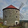 Větrný mlýn, Ostrov u Macochy, okres Blansko.jpg