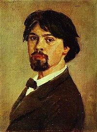 V.Surikov, Self-Portrait (1879, Tretyakov gallery).jpg