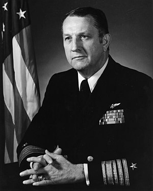 Charles S. Minter Jr. - Image: VADM Minter, Charles Stamps Jr