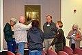 VFAP members talking with park officials at Shenandoah National Park (5198703931).jpg