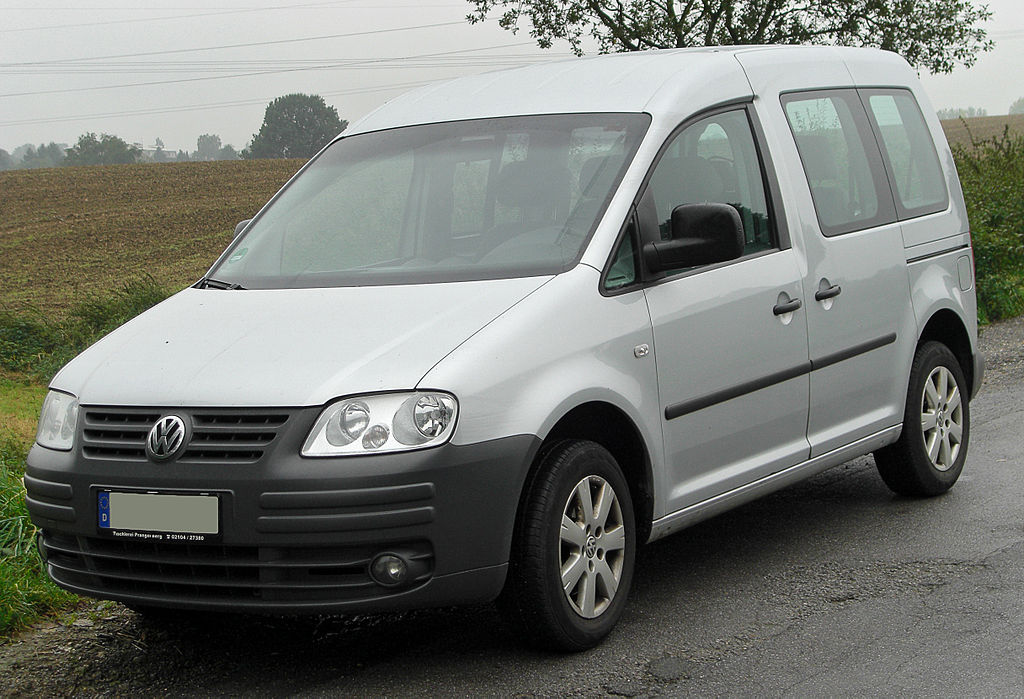 datei vw caddy life iii 1 6 front wikipedia. Black Bedroom Furniture Sets. Home Design Ideas