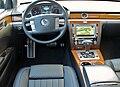 VW Phaeton 3.0 TDI 4Motion Tarantellaschwarz Interieur.JPG