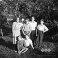 Vaški otroci, Dolenja vas 1949.jpg