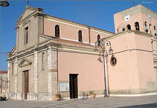 Valdina Comune in Sicily, Italy