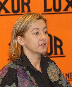 Vanda Hybnerová - Hybnerová in 2014
