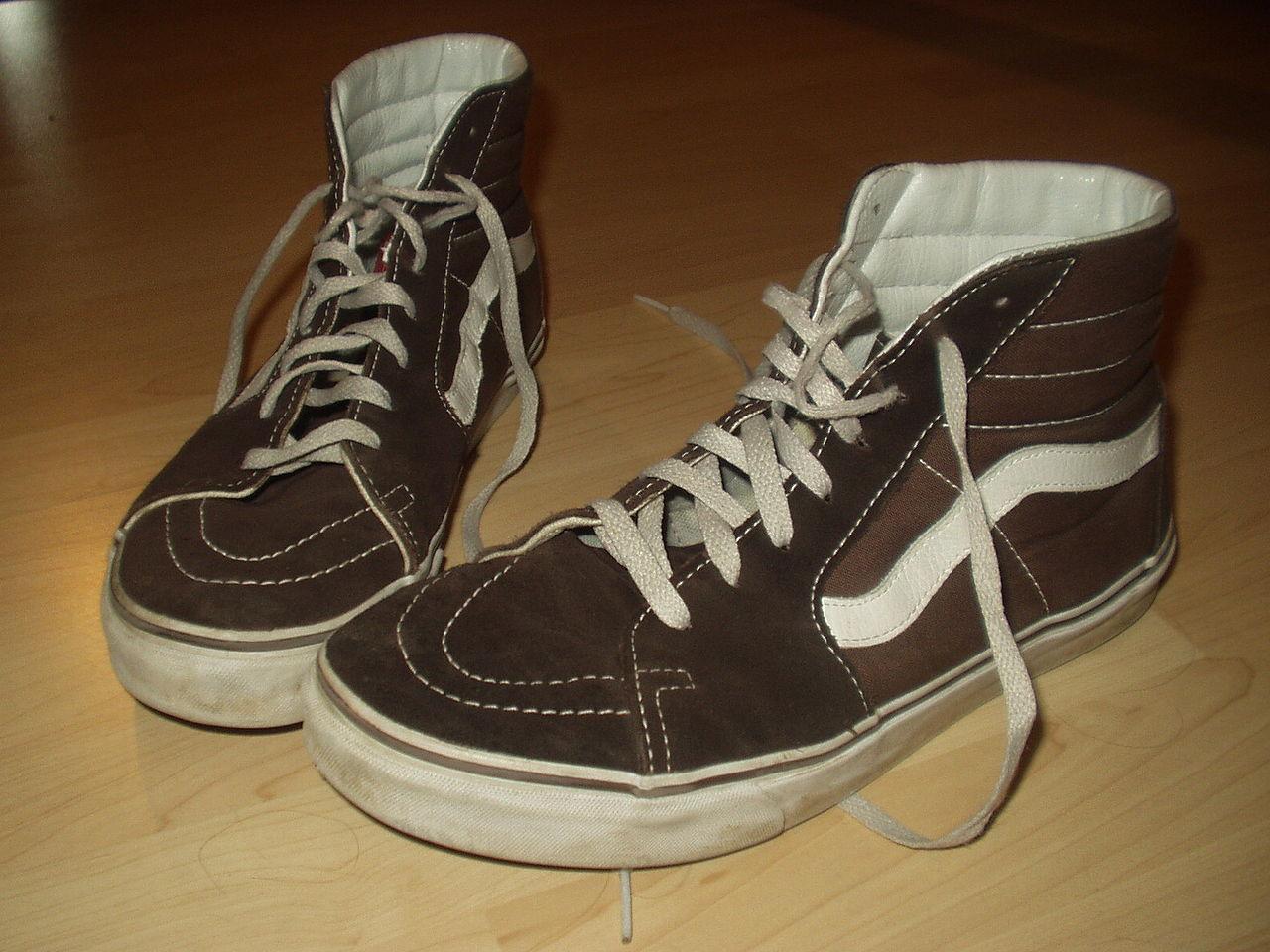 chaussures vans wikipedia
