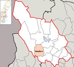 Vansbro Municipality in Dalarna County.png