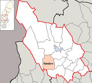 Vansbro Municipality Municipality in Dalarna County, Sweden