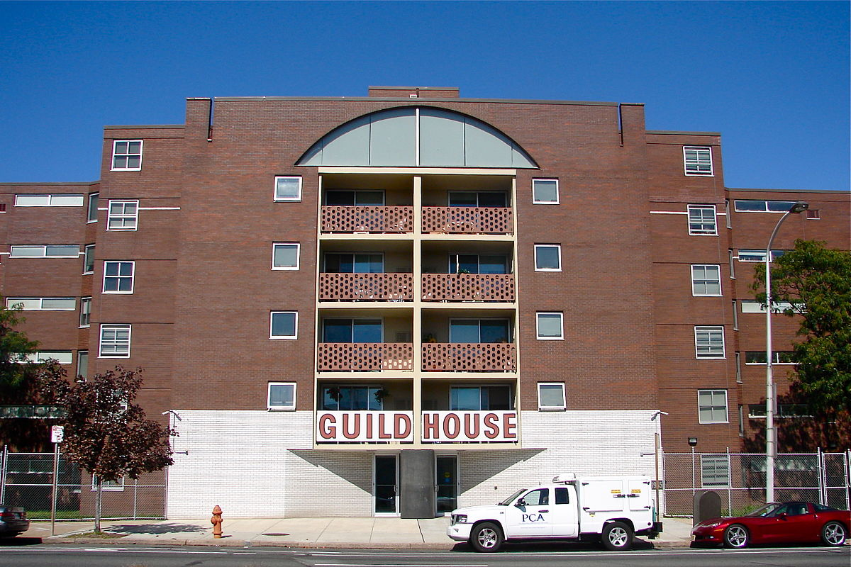 Guild House (Philadelphia) - Wikipedia