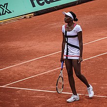 Venus Williams yn 2012