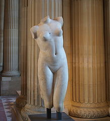 "Aphrodite, type of the ""Esquiline Venus"""