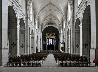 Verdun Cathedral - Image: Verdun Cathedral R01