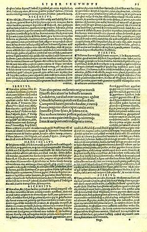 Jodocus Badius - Image: Vergilius, Basel 1544, 2