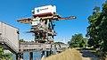 Verladekran am Rhein, Zementwerk Dyckerhoff in Neuwied-101001.jpg