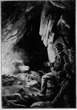 Verne - Les Naufragés du Jonathan, Hetzel, 1909, Ill. page 320