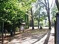Verrieres-le-Buisson Square Louise-de-Vilmorin.JPG