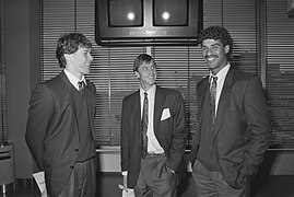 Amsterdamsche football club ajax 1986 1987 wikipedia for Danny cruijff wikipedia