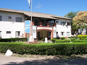 National University of the Northeast - Administrative offices in Resistencia