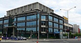 Richmond, Victoria - Victoria Gardens, cnr Burnley and Victoria Street