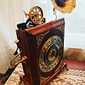 Victorian Style Steampunk Astrological Clock.jpg