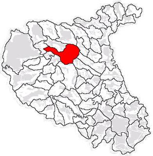 Vidra, Vrancea Commune in Vrancea, Romania