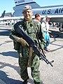 Vietnam War Australian SAS reenactor at WOWC 2008.JPG