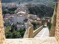 View of Scilla from Castello Ruffo - Province of Reggio Calabria, Italy - 25 Oct. 2014.jpg