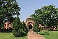 View of Tomb of Afsa-rwala, Nizzamudin, India.jpg