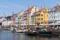 View over the northwestern part of Nyhavn, København.jpg