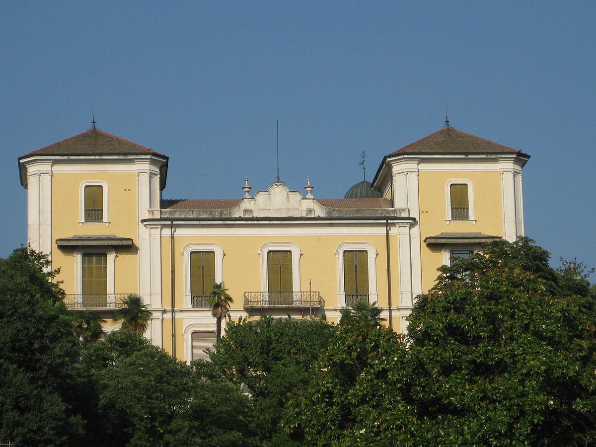 Villa San Fermo Dei Pavoniani Lonigo