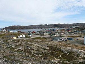 Ivujivik - Image: Village Ivujivik