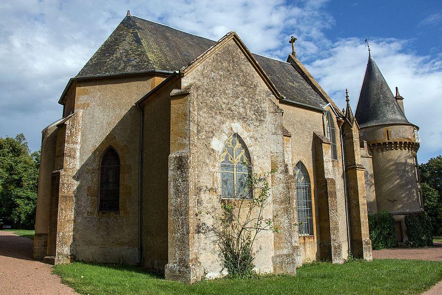 Chapelle du château de Villemolin
