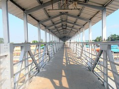 Viluppuram Railway Junction Platform Over Bridge.jpg