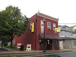 Barrington, New Jersey - Clements Bridge Road
