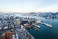 Vista del Puerto de Victoria desde Sky100, Hong Kong, 2013-08-09, DD 02.JPG