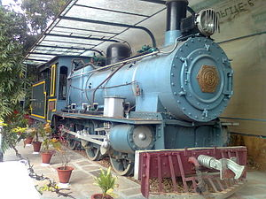 Visvesvaraya Industrial and Technological Museum - Image: Viswesarayya Technology Museum Banglore 504