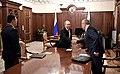 Vladimir Putin, Igor Krasnov, Yuriy Chaika (2020-01-21) 01.jpg