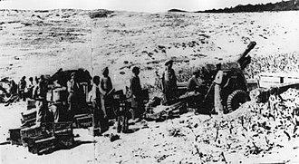 Greek Civil War - Hellenic Army unit during the civil war