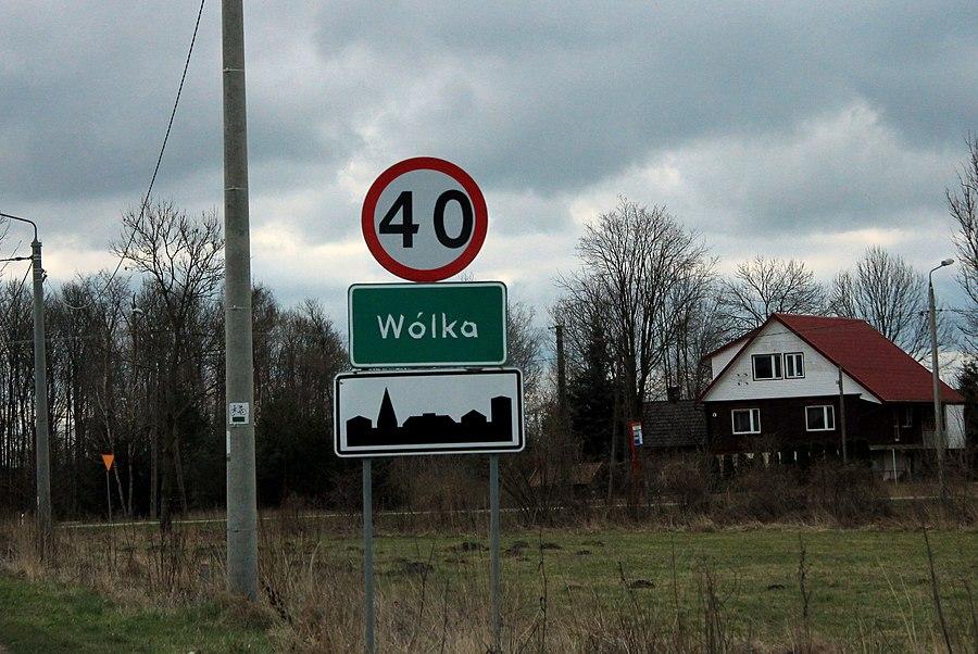 Wólka, Białystok County