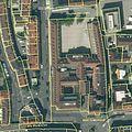 Würzburg — Rathauskomplex — Luftbild mit überlagerter Parzellarkarte.jpg