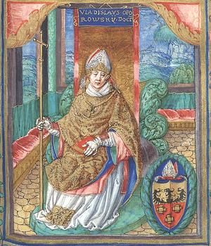 Sulima coat of arms - Image: Władysław Oporowski
