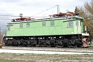 Kolomna Locomotive Works - Image: WL19 01