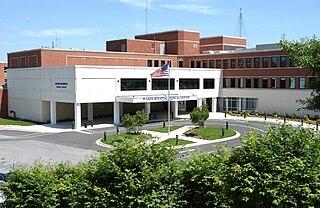 Wake Forest Baptist Health Wilkes Medical Center Hospital in North Carolina, United States