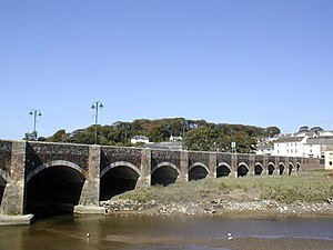 Wadebridge - The Old Bridge