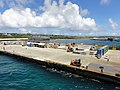 Wadomari port Okinoerabu Island Kagoshima JAPAN.jpg