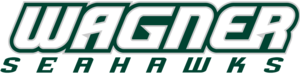 Wagner Seahawks men's basketball - Image: Wagner Seahawks wordmark