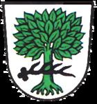 Das Wappen von Waldenbuch