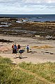 Walkers at Meadow Haven Beach, Berwick-upon-Tweed - geograph.org.uk - 1535264.jpg
