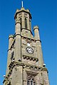 Wallace Tower Clock - geograph.org.uk - 1020524.jpg
