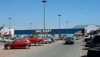 Walmart de México y Centroamérica - Image: Walmart puerto vallarta